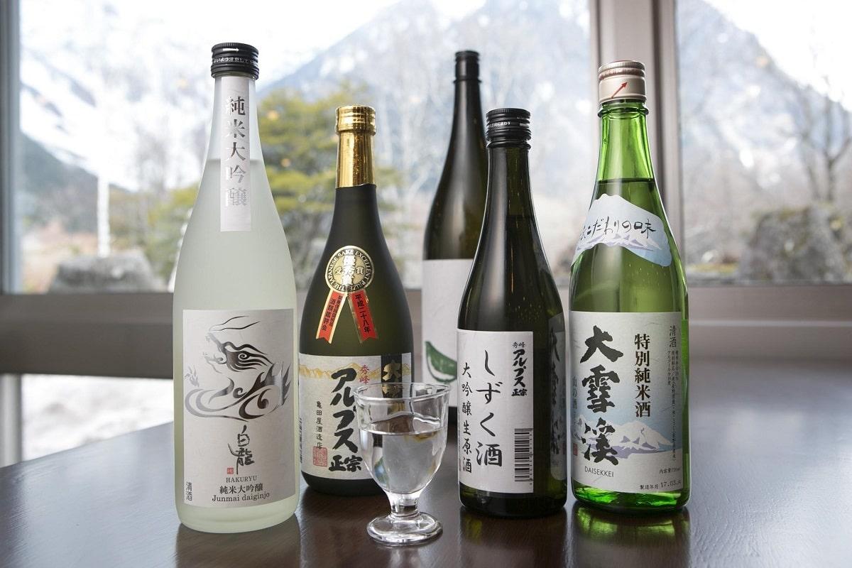 japońskie sake